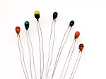 Space Qualified HI REL Thermistors