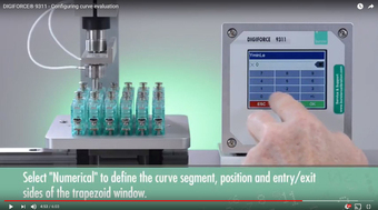 How-To videos for sensor measurement amplifiers and force/displacement controllers
