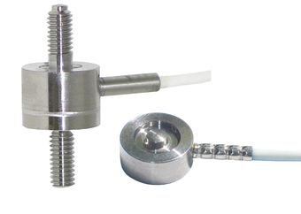 Burster subminiature load cells suit force measurement for delicate precision mechanics