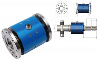 Torque and angle measurement for PTO shafts: NCTE's new 7500 series torque sensor