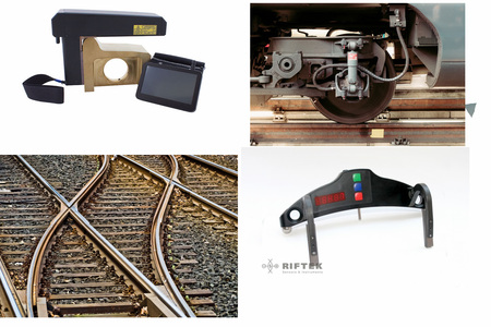 Rail Wheel Gauges