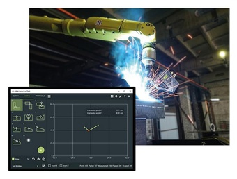 Riftek launch RF627WELD system for robotic weld seam tracking and measurement