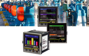 New Metrix Datawatch IX monitor/recorder for industrial condition monitoring now available